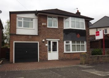 Thumbnail 4 bed detached house for sale in Marlborough Drive, Heaton Chapel, Stockport, Cheshire