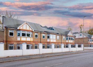 Minley Road, Fleet GU51. 2 bed flat for sale