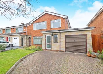 Thumbnail 3 bed detached house for sale in Plymyard Avenue, Eastham, Wirral