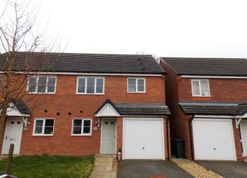 Thumbnail 3 bed semi-detached house for sale in Kings Park West, Birmingham