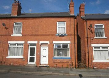 Thumbnail 3 bed end terrace house to rent in Farley Street, Bulwell, Nottingham