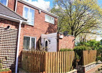 Thumbnail 3 bedroom end terrace house for sale in Craigmillar Close, Newcastle Upon Tyne