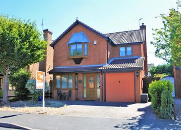 Thumbnail 4 bedroom detached house for sale in Gleneagles, Grantham