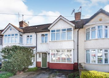 Thumbnail 4 bed terraced house for sale in Brook Drive, Harrow