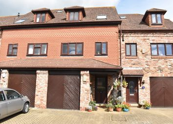 Thumbnail 4 bed town house for sale in King Johns Court, Tewkesbury