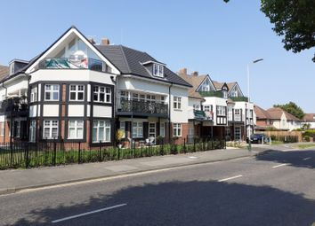 Thumbnail 2 bed flat for sale in Burns Court, 102 Balgores Lane, Romford