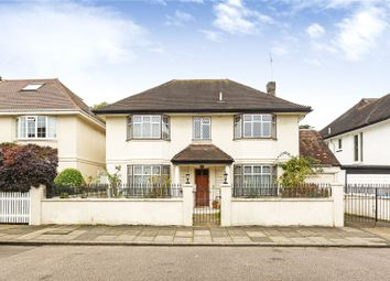 Thumbnail 4 bed detached house for sale in York Avenue, London