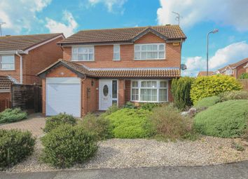 Thumbnail 4 bed detached house for sale in Lime Avenue, Buckingham