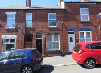 Thumbnail 3 bed terraced house to rent in Haughton Road, Woodseats, Sheffield