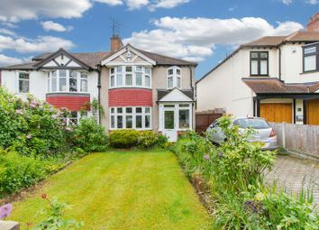 Thumbnail 4 bed semi-detached house for sale in Monkhams Lane, Woodford Green