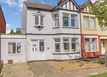 Edith Road, Southend-On-Sea SS2. 4 bed semi-detached house