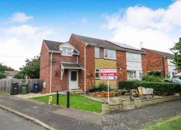 Thumbnail 3 bed semi-detached house for sale in Broom Way, St. Ives, Huntingdon
