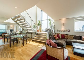Thumbnail 3 bed flat for sale in Perspective Building, 100 Westminster Bridge Road, Lambeth North, London