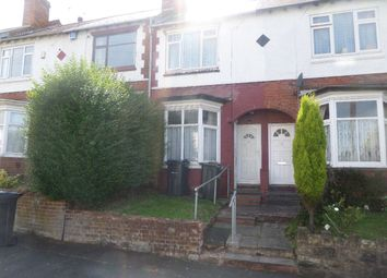Thumbnail 2 bed terraced house for sale in Westbury Road, Edgbaston