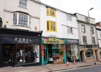 Thumbnail Restaurant/cafe for sale in 120 Fore Street, Exeter