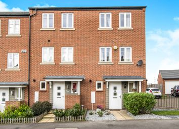 Thumbnail 3 bedroom end terrace house for sale in Horseshoe Crescent, Great Barr, Birmingham
