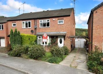Thumbnail 3 bedroom semi-detached house for sale in Rowborn Drive, Oughtibridge, Sheffield