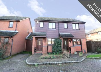 Thumbnail 2 bedroom semi-detached house to rent in Windmill Field, Windlesham, Surrey