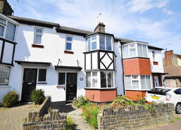 Thumbnail 3 bed terraced house for sale in Chalkwell Park Drive, Leigh On Sea, Essex