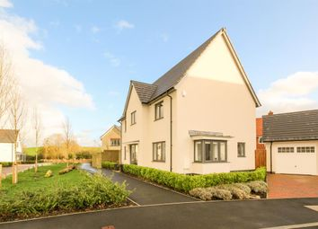 Thumbnail 4 bed detached house for sale in Cranesbill Crescent, Charfield, South Gloucestershire
