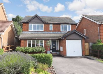 Thumbnail 4 bed detached house for sale in Medlicott Way, Swanmore, Southampton