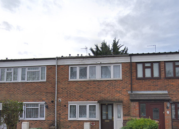 Thumbnail 3 bed terraced house to rent in Augustine Road, Harrow, London