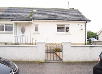 Thumbnail 2 bed end terrace house to rent in Murrayfield, Fochabers