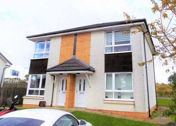 Thumbnail 2 bed flat for sale in Dalcross Way, Plains, Airdrie