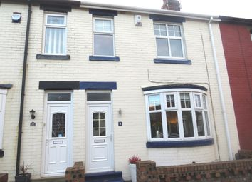 Thumbnail 3 bed terraced house for sale in East View Terrace, Seaton Carew, Hartlepool