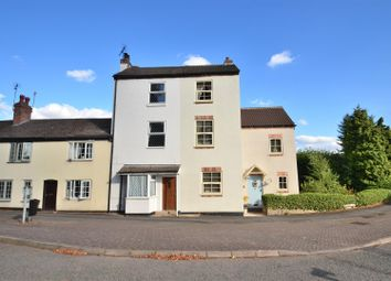 Thumbnail 3 bed terraced house for sale in Main Street, Breedon-On-The-Hill, Derby
