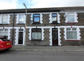 Thumbnail 3 bed terraced house to rent in Llewelyn Street, Pontypridd