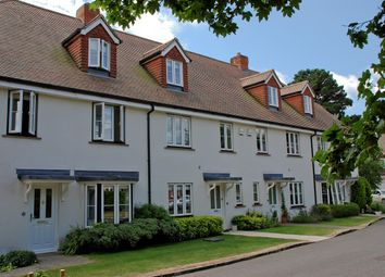 Thumbnail 4 bedroom town house for sale in Long Close, Pennington, Lymington