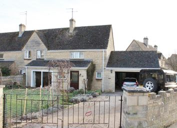 Thumbnail 3 bedroom semi-detached house for sale in Aldsworth Road, Bibury, Cirencester