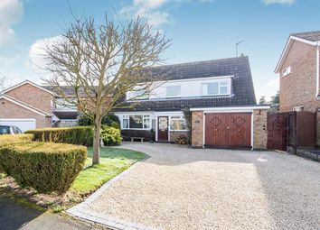4 bed detached house for sale in Marlborough Close, Burbage, Hinckley, Leicestershire LE10