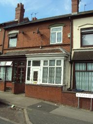 Thumbnail 2 bedroom terraced house for sale in Avenue Road, Birmingham