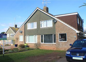 Thumbnail 4 bed semi-detached house for sale in Claverham, North Somerset