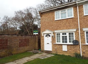 Thumbnail 2 bed semi-detached house to rent in The Mews, Nursery Gardens, Chandler's Ford, Eastleigh
