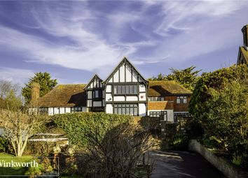 Roedean Crescent, Brighton BN2. 5 bed detached house for sale