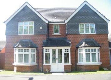 Thumbnail 4 bedroom detached house for sale in Navigation Drive, Birmingham, West Midlands