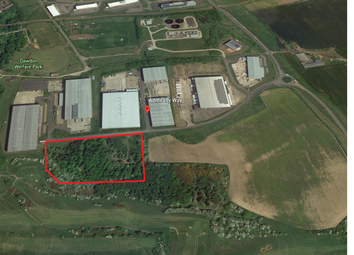 Thumbnail Land for sale in Admiralty Way, Seaham