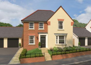 "Thumbnail 4 bedroom detached house for sale in ""Holden"" at Northfield Lane, Barnstaple"