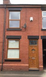 Thumbnail 2 bedroom terraced house for sale in Park Road, Denton, Manchester