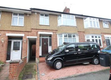 Thumbnail 3 bed terraced house for sale in St. Winifreds Avenue, Luton