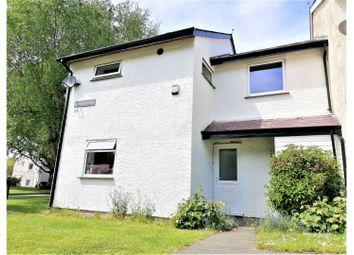 Thumbnail 3 bedroom end terrace house for sale in Ffordd Siabod, Y Felinheli