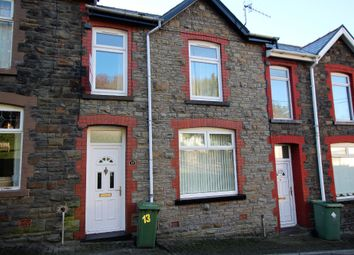 Thumbnail 3 bed terraced house for sale in The Triangle, Mountain Ash