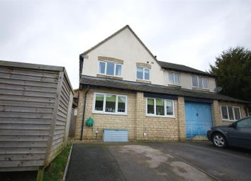 Thumbnail 4 bed semi-detached house for sale in Bluebell Chase, Chalford, Stroud