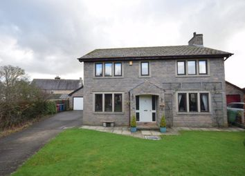 Thumbnail 4 bed detached house for sale in Meadow Croft, West Bradford