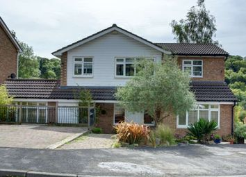 Thumbnail 4 bedroom detached house for sale in Goodwood Rise, Marlow, Buckinghamshire
