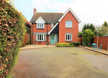 Thumbnail 4 bed detached house for sale in Acorn Way, Dereham