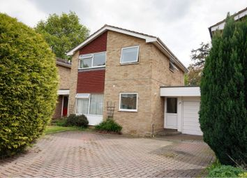 3 bed detached house for sale in Holmewood Close, Wokingham RG41